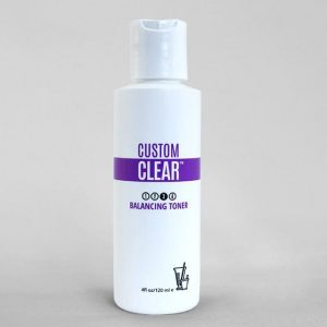 Custom Clear - Acne and Anti-Aging Skin Care - Acne Products - Balancing Toner - Image 001